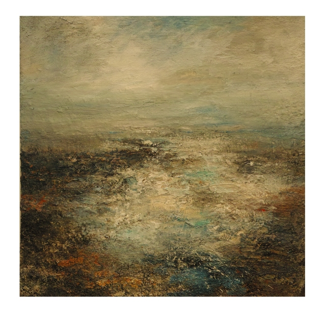 75x75cm Low Tide Clodgy Point £850.JPG