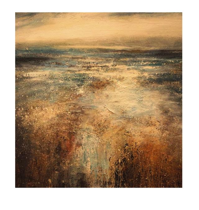 90x90cm Calming Sea off Mans Head St Ives £1100vx.jpg