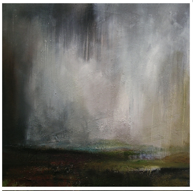 Heavy Rain Kinder Plateau No 2 100x100